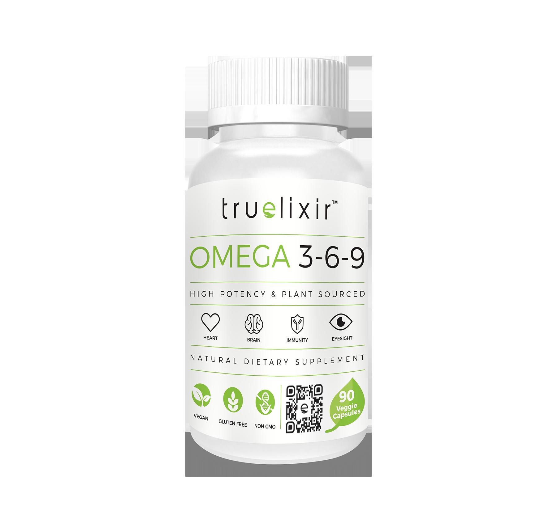 Vegan Omega 3 6 9 Ala La Oa Supplements Of Unsurpassed